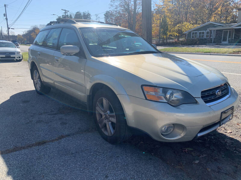 2005 Subaru Outback for sale at LONGWOOD MOTORS in Stockholm NJ