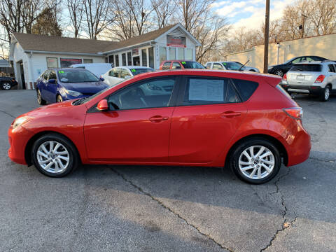 2013 Mazda MAZDA3 for sale at Simple Auto Solutions LLC in Greensboro NC