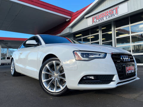 2014 Audi A5 for sale at Furrst Class Cars LLC  - Independence Blvd. in Charlotte NC