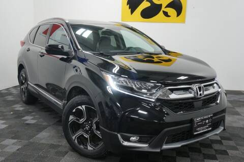 2019 Honda CR-V for sale at Carousel Auto Group in Iowa City IA