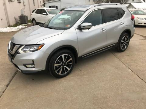 2018 Nissan Rogue for sale at DALE'S PREOWNED AUTO SALES INC in Moundsville WV