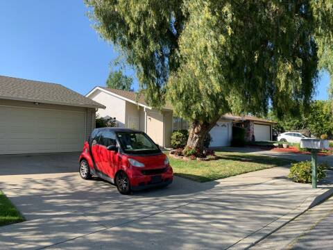 2009 Smart fortwo for sale at Blue Eagle Motors in Fremont CA