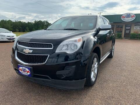 2014 Chevrolet Equinox for sale at JC Truck and Auto Center in Nacogdoches TX
