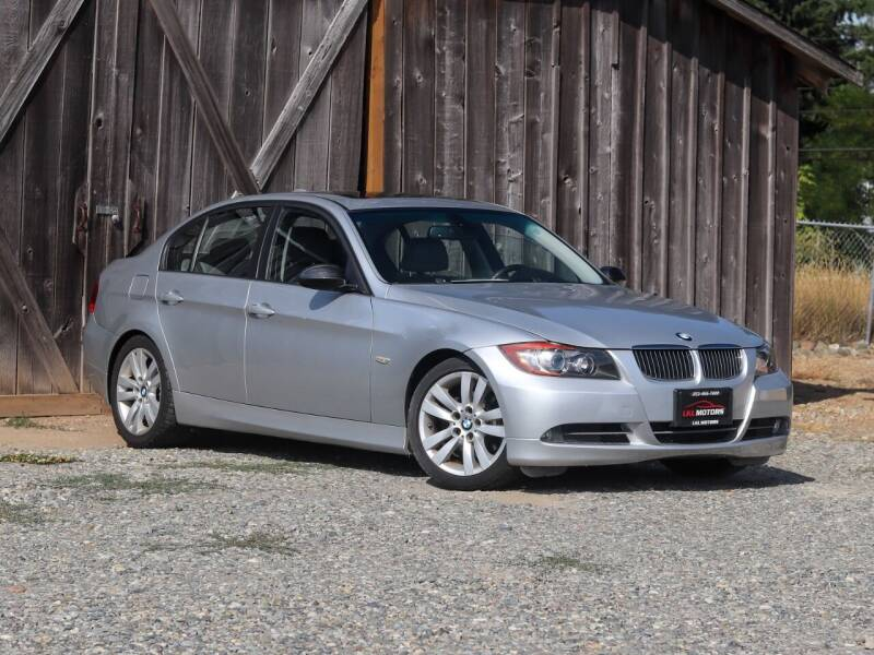 2008 BMW 3 Series for sale at LKL Motors in Puyallup WA