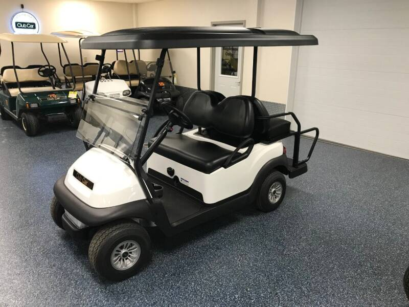 2021 Club Car Precedent for sale at Jim's Golf Cars & Utility Vehicles - DePere Lot in Depere WI