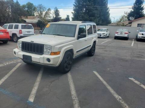 2008 Jeep Commander for sale at Success Auto Sales & Service in Citrus Heights CA