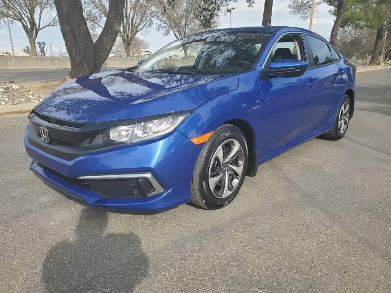 2019 Honda Civic for sale at Matador Motors in Sacramento CA