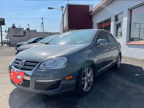 2006 Volkswagen Jetta for sale at Direct Auto Sales+ in Spokane Valley WA