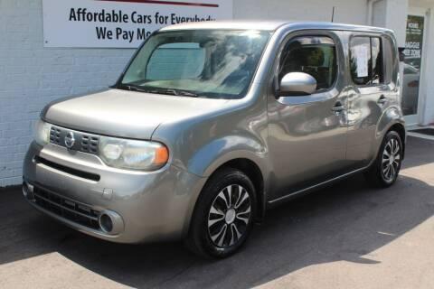 2010 Nissan cube for sale at Oak City Motors in Garner NC