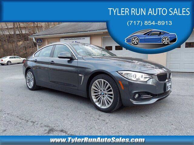 2015 BMW 4 Series for sale at Tyler Run Auto Sales in York PA