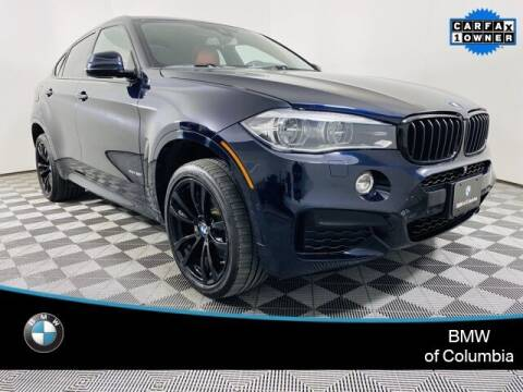 2017 BMW X6 for sale at Preowned of Columbia in Columbia MO