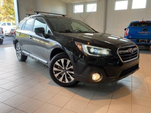 2019 Subaru Outback for sale at NEUVILLE CHEVY BUICK GMC in Waupaca WI