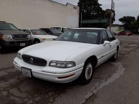 1999 Buick LeSabre for sale at Goleta Motors in Goleta CA