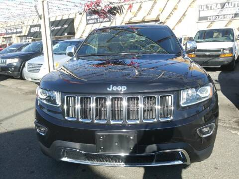2014 Jeep Grand Cherokee for sale at Ultra Auto Enterprise in Brooklyn NY