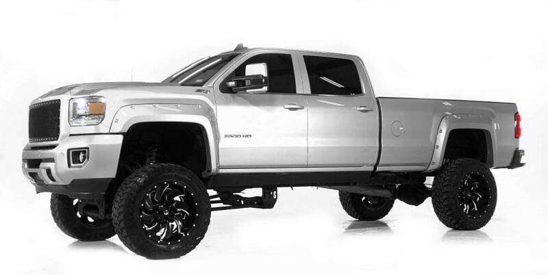 2015 GMC Sierra 2500HD for sale at Houston Auto Credit in Houston TX