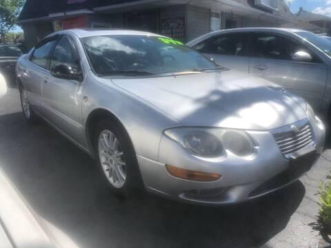 2003 Chrysler 300M for sale at Trinity Motors in Lackawanna NY