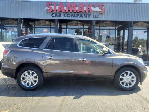 2012 Buick Enclave for sale at Siamak's Car Company llc in Salem OR
