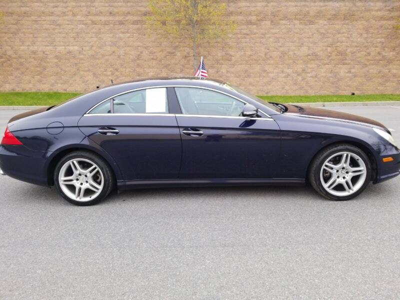 2006 Mercedes-Benz CLS for sale at Lehigh Valley Autoplex, Inc. in Bethlehem PA