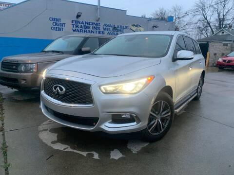 2019 Infiniti QX60 for sale at Pro Auto Sales in Lincoln Park MI