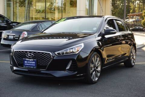 2018 Hyundai Elantra GT for sale at Jeremy Sells Hyundai in Edmunds WA
