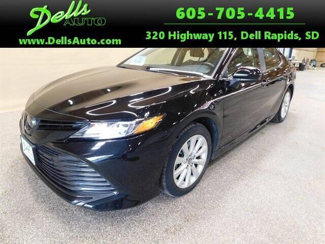 2018 Toyota Camry for sale at Dells Auto in Dell Rapids SD