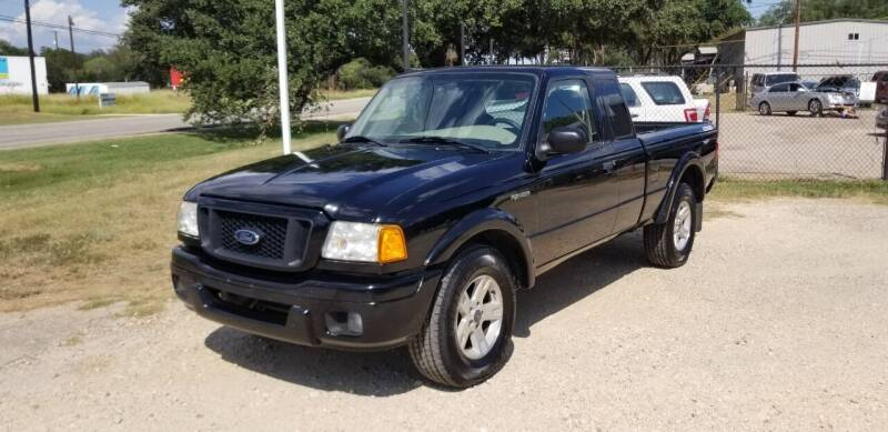 2005 Ford Ranger for sale at STX Auto Group in San Antonio TX