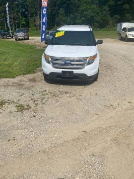 2014 Ford Explorer for sale at Hillside Motor Sales in Coldwater MI