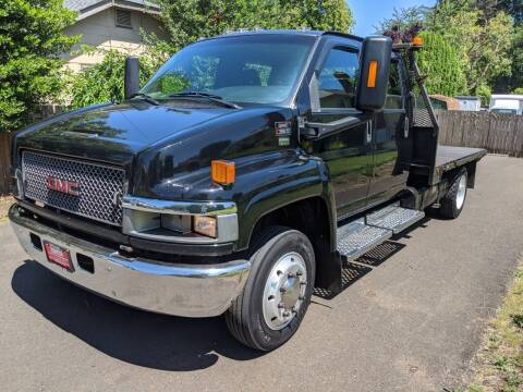 2003 GMC C5500 for sale at Teddy Bear Auto Sales Inc in Portland OR