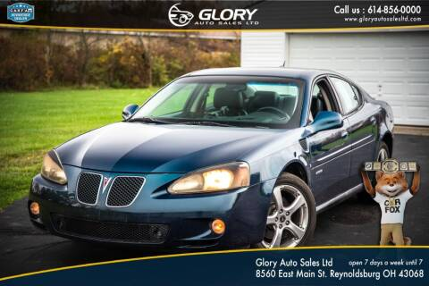 2006 Pontiac Grand Prix for sale at Glory Auto Sales LTD in Reynoldsburg OH