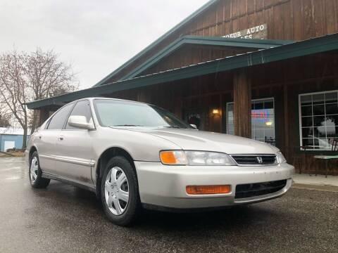 1996 Honda Accord for sale at Coeur Auto Sales in Hayden ID