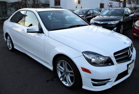 2014 Mercedes-Benz C-Class for sale at Exem United in Plainfield NJ