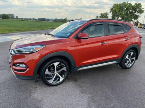2017 Hyundai Tucson for sale at De Anda Auto Sales in South Sioux City NE