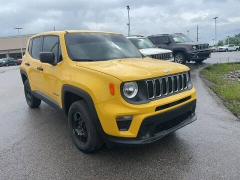 2019 Jeep Renegade for sale at Mann Chrysler Dodge Jeep of Richmond in Richmond KY