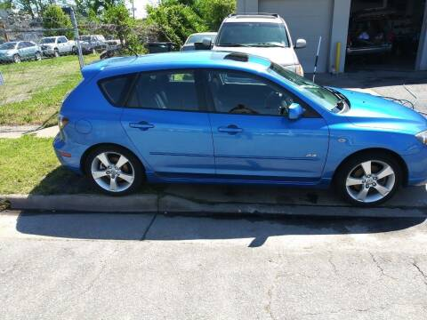 2005 Mazda MAZDA3 for sale at Charles Baker Jeep Honda in Norfolk VA