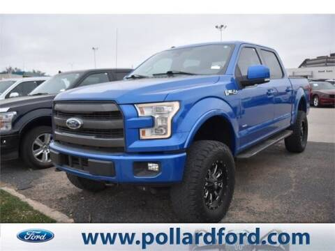 2016 Ford F-150 for sale at South Plains Autoplex by RANDY BUCHANAN in Lubbock TX
