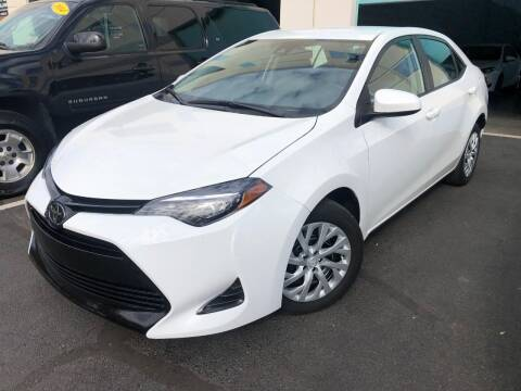 2019 Toyota Corolla for sale at Best Auto Group in Chantilly VA