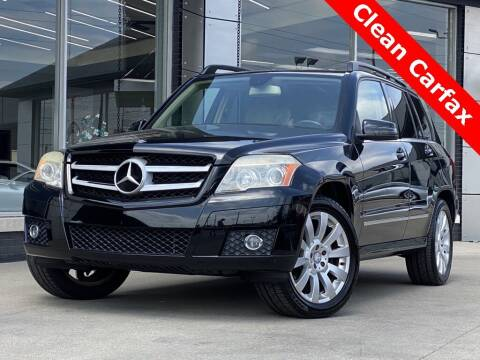 2012 Mercedes-Benz GLK for sale at Carmel Motors in Indianapolis IN