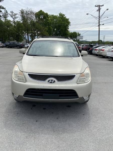 2009 Hyundai Veracruz for sale at Elite Motors in Knoxville TN