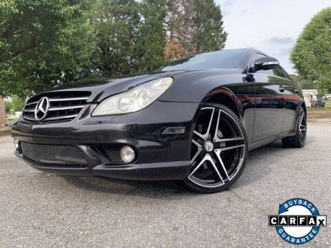2006 Mercedes-Benz CLS for sale at Carma Auto Group in Duluth GA