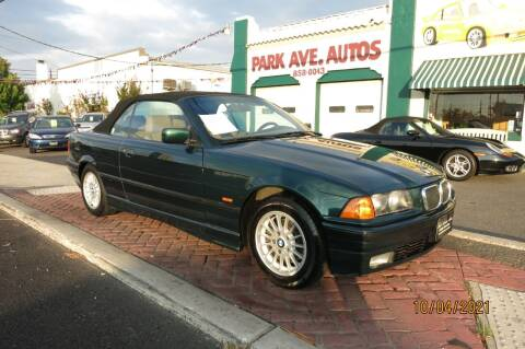 1999 BMW 3 Series for sale at PARK AVENUE AUTOS in Collingswood NJ