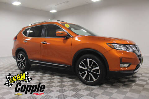 2019 Nissan Rogue for sale at Copple Chevrolet GMC Inc in Louisville NE