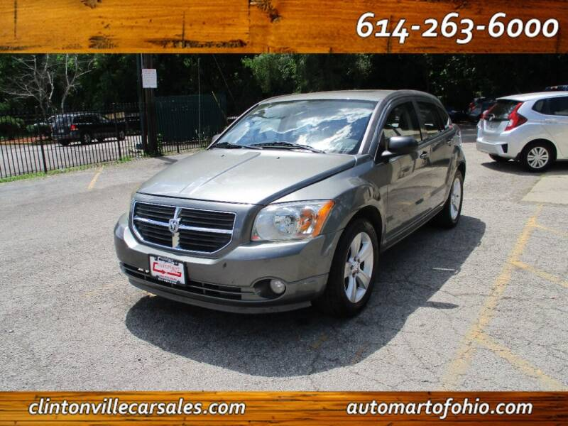 2011 Dodge Caliber for sale at Clintonville Car Sales - AutoMart of Ohio in Columbus OH