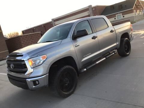 2014 Toyota Tundra for sale at Bam Motors in Dallas Center IA