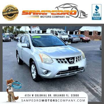 2011 Nissan Rogue for sale at SAMPEDRO MOTORS COMPANY INC in Orlando FL