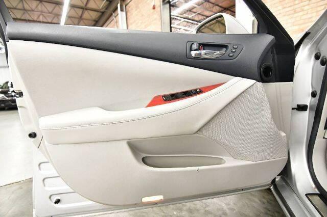 2008 Lexus ES 350 4dr Sedan - Bensenville IL