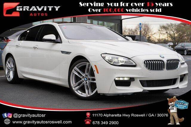 Used Bmw 6 Series For Sale Carsforsale Com