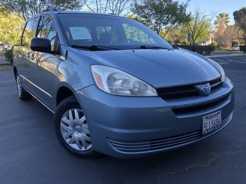 2005 Toyota Sienna for sale at Stunning Auto in Sacramento CA