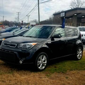 2016 Kia Soul for sale at Car Guys in Lenoir NC