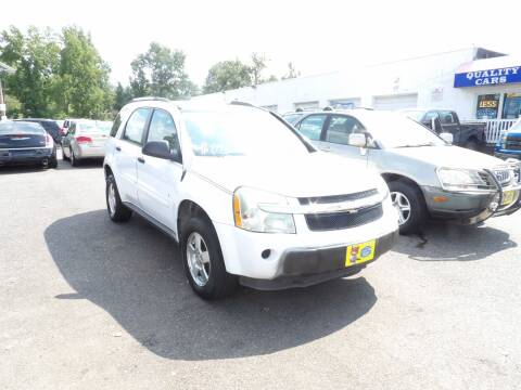 2006 Chevrolet Equinox for sale at United Auto Land in Woodbury NJ