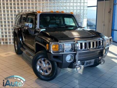 2006 HUMMER H3 for sale at iAuto in Cincinnati OH